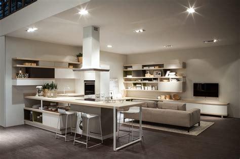 soggiorni open space salotto cucina open space