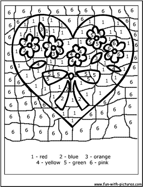 printable coloring pages with numbers numbers coloring pictures for