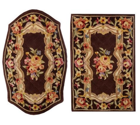 Royal Palace Handmade Rugs - royal palace framed aubusson 2 x3 handmade wool accent