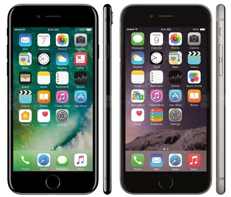 iPhone 7 Vs iPhone 6: What's The Difference?   Phone Tech