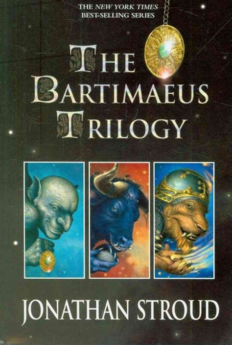 Bartimaeus Trilogy the bartimaeus trilogy npr