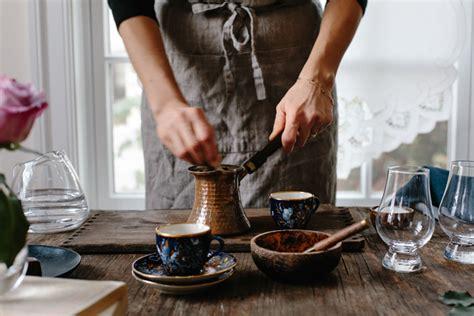 tentang turkish coffee   bagaimana meraciknya majalah otten coffee