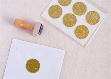 Sticker Drucken Lassen Gold by 12 Runde Gold Glitzernde Aufkleber Www Cartissimi