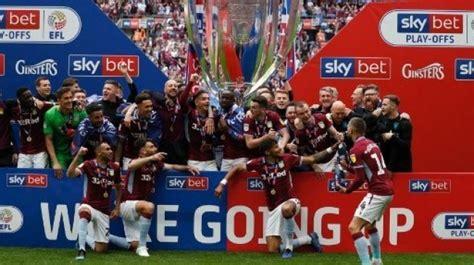 tiga klub  pastikan promosi  liga primer inggris