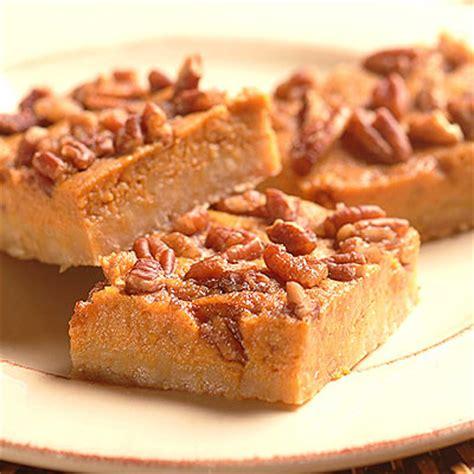 pumpkin squares recipe meals com