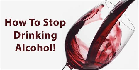 How To Quit Without Detox Or Rehab by How To Stop Alcoholism Treatment