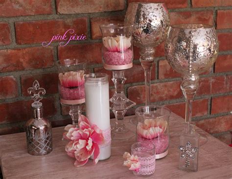 candle centerpieces for baby shower baby shower or wedding centerpiece