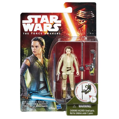 Figure Wars Disney Hasbro disney launches new merchandise celebrating iconic characters from wars the awakens