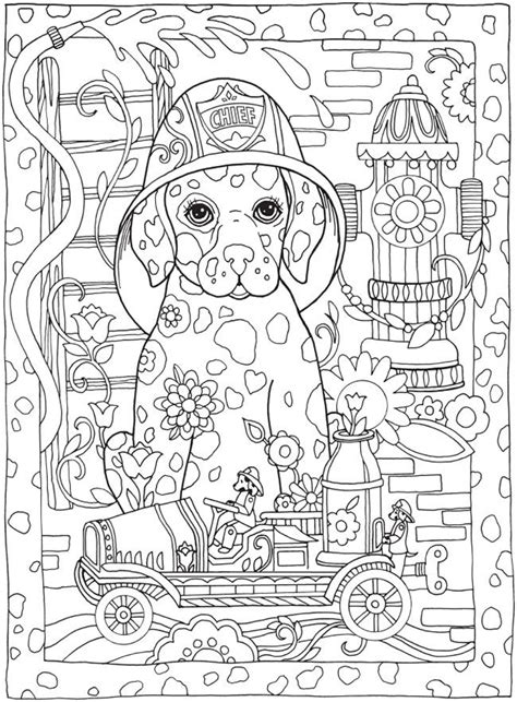 coloring pages of dogs for adults 25 best images about coloring on coloring