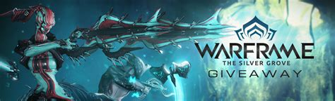 Warframe Giveaways - warframe silver grove credit booster pack giveaway mmohuts