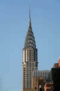 Facts About Chrysler Building Chrysler Building New York Chrysler Building Pictures