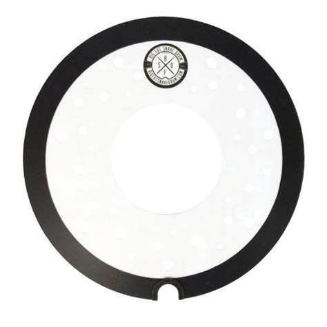 Big Neck Tie Tambourine Jingle For Cymbal Snare Kick Bass br distribution big snare drum