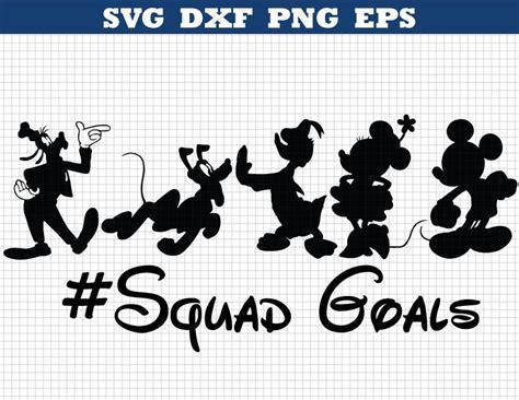 Disney In Squad disney squad goals mickey squad goals minnie squad goals
