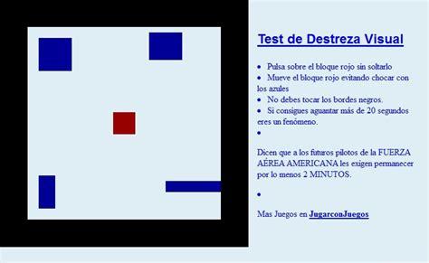 imagenes test visual test de destreza visual taringa