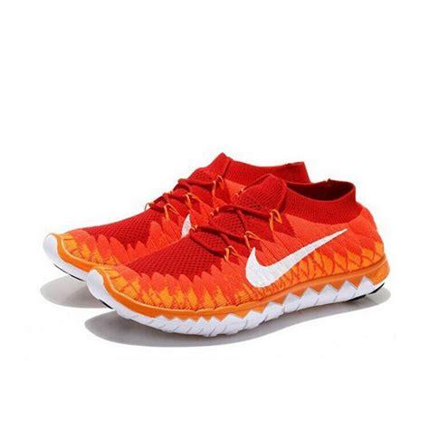 Sepatu Nike Free 5 0 13 jual sepatu lari nike free 3 0 flyknit orange original