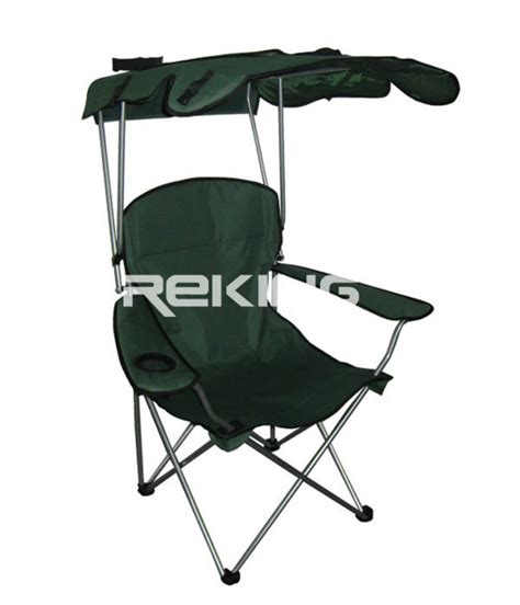 Chair Sun Shade by Strong Steel Chair With Sun Shade Buy Fold Chair