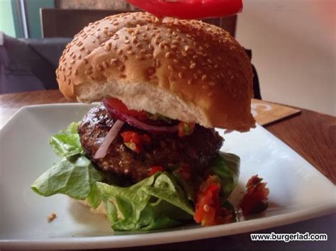 Handmade Burger Prices - handmade burger co stuffed burger with cheddar and chilli