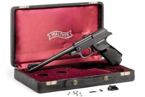james bond gun replica worth $415,875 at auction – product