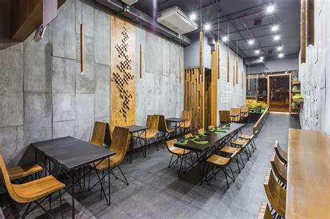 Arch Lab by Gallery Of Aja Restaurant Arch Lab 4