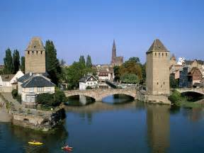 Tiny France by Petite France District Strasbourg Alsace France Picture