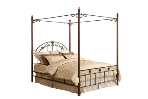 vintage canopy bed vintage inspired canopy bed