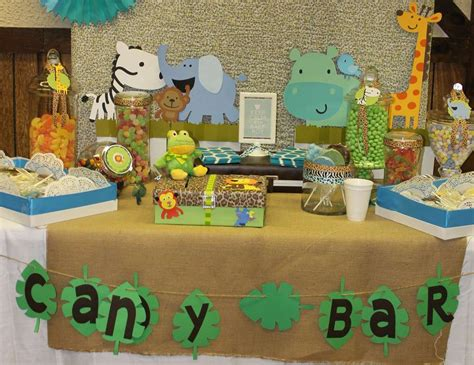 Safari Jungle Baby Shower Decorations by Safari Jungle Baby Shower Quot Safari Baby Shower Quot Catch