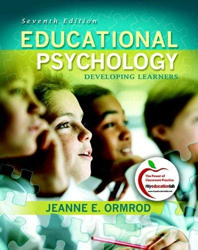 educational psychology 14th edition books isbn 9780137001149 educational psychology developing