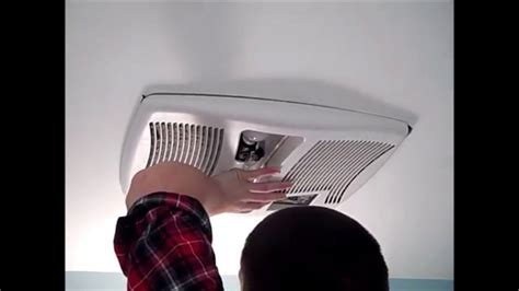 how to change bathroom exhaust fan light how to change light bulb in bathroom exhaust fan how to