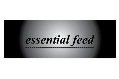 essential feed