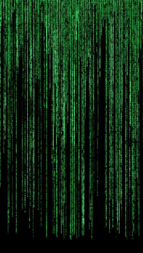 Stickercoverskingarskinprotector Notebook The Matrix Binary マトリックス 洋画 映画の壁紙 スマホ壁紙 iphone待受画像ギャラリー