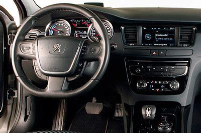 peugeot 508 interior 2012 peugeot 508 2011 peugeot 508 hybrid4 km77 com