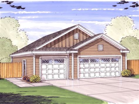 inspiring tandem garage plans 20 photo home building