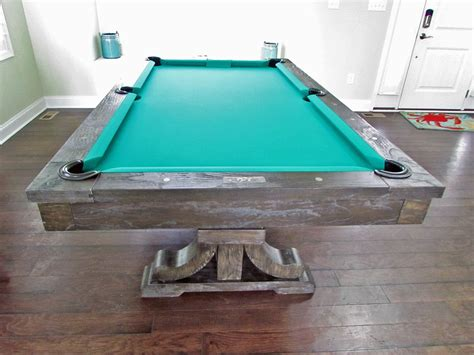 used pool tables maryland rustic pool table install on maryland eastern shore