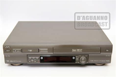 lettore cassette mini dv videoregistratori e lettori d aguanno broadcast