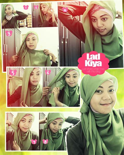 tutorial jilbab segi empat paris tutorial berkerudung dengan jilbab segi empat paris