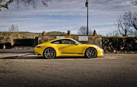 Porsche 911 Carrera Review by Porsche 911 Carrera T Review Gtspirit