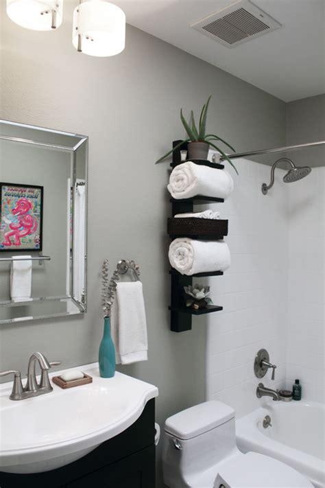 Bathroom Storage Idea   bathroom storage idea i like the idea of putting fabric