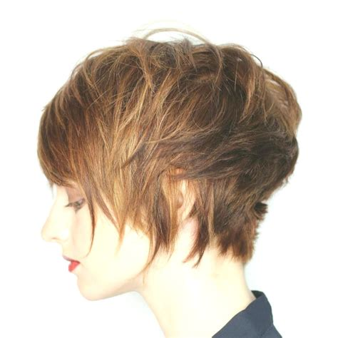trendy daring pixie haircuts hairstyle  color
