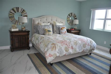 vintage florida bedroom by starfish decorating