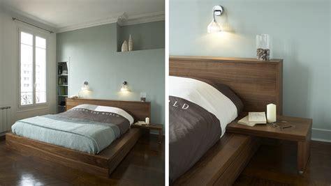 id馥 chambre gar輟n cool chambre style bois et bleu aprs rnovation les murs