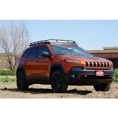 jeep gobi roof rack jeep kl 183 stealth rack 183 4 independent led lights