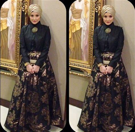 tutorial hijab inneke koesherawati hijab style gaya cantik dan elegan inneke koesherawati 2