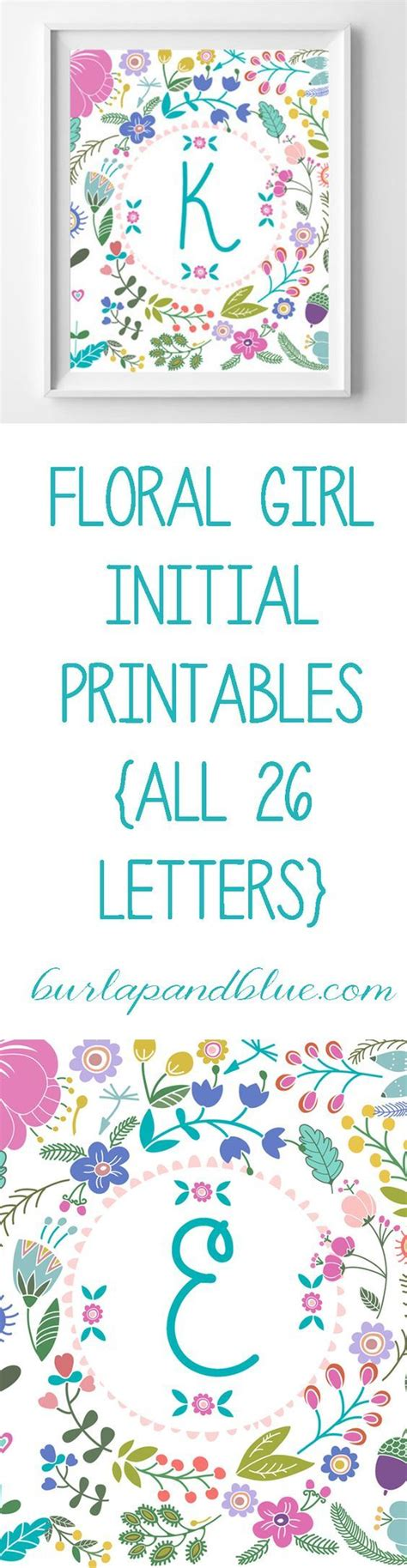 printable nursery letters 251 best inspiration k monogram images on pinterest