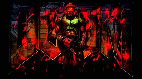 doom background doom hd wallpaper and background image