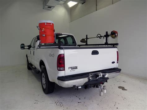 Rack Em Rack For Full Size Truck Bed Side Rails Holds 1 Size Truck Bed