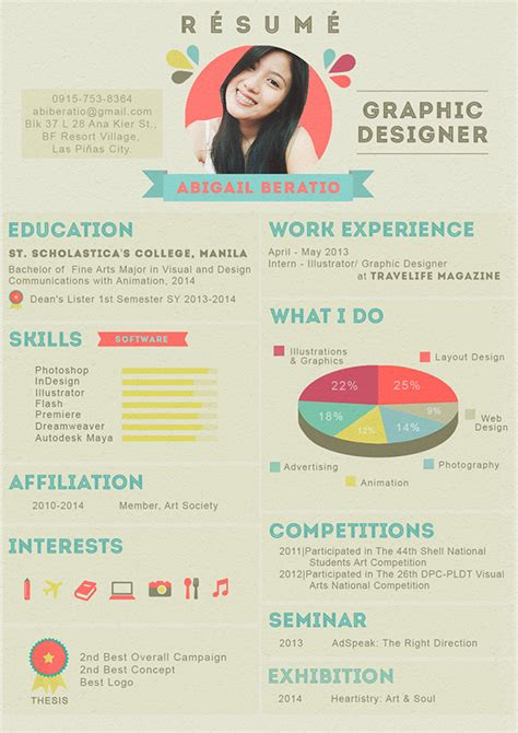 Creative Resume Ideas by Creative Resume Resume Creative