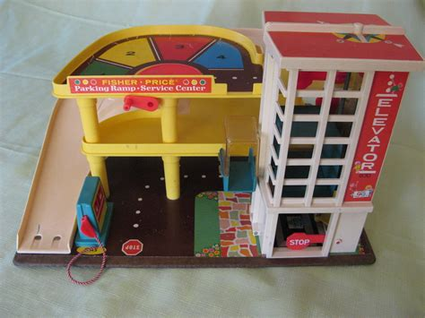 fisher price car garage mattel cars buildingboys