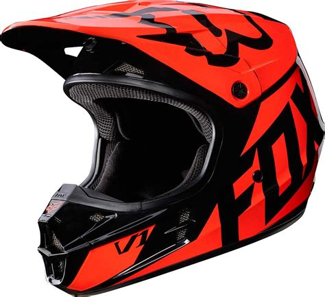 fox helmet motocross 2017 fox racing v1 race helmet mx motocross road atv