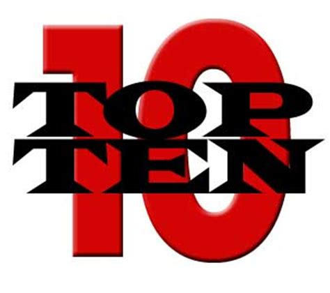 most entertaining top 10 lists pop tens top 10 most popular essays diggerfortruth