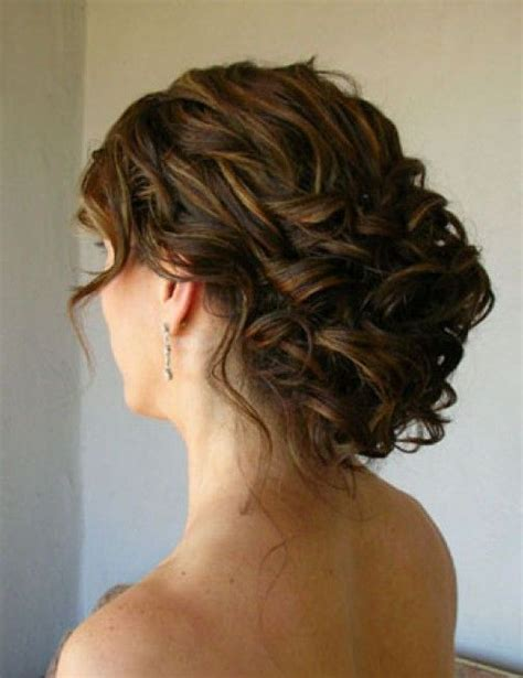 bridal hairstyles loose curls 21 glamorous wedding updos for 2018 pretty designs